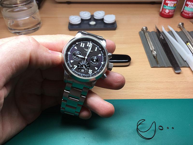 ремонт часов Авиатор 31681